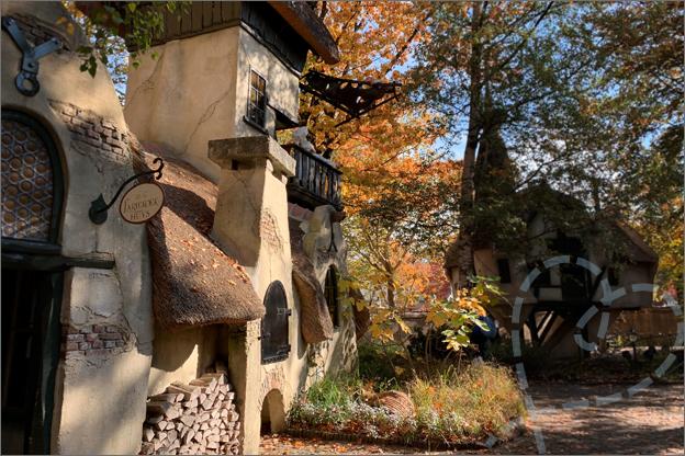 Efteling herfst land van laaf bakker