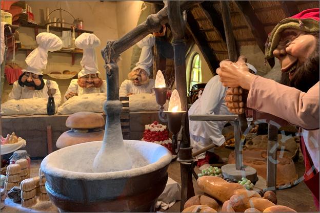 Efteling herfst land van laaf bakkerij