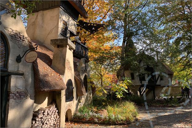 Efteling in de herfst land van laaf