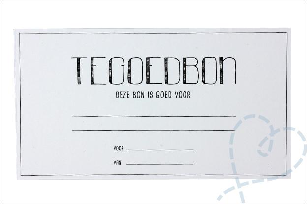 DIY Valentijn tegoedbon printable gratis