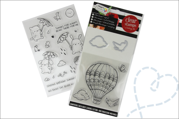 Kaarten maken Action clear stamps aliExpress