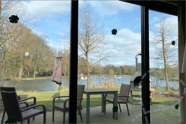Vakantie uitzicht Eden Vip cottage Heijderbos CenterParcs