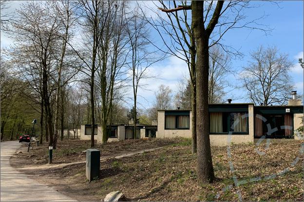 Vakantiepark het heijderbos oude huisjes