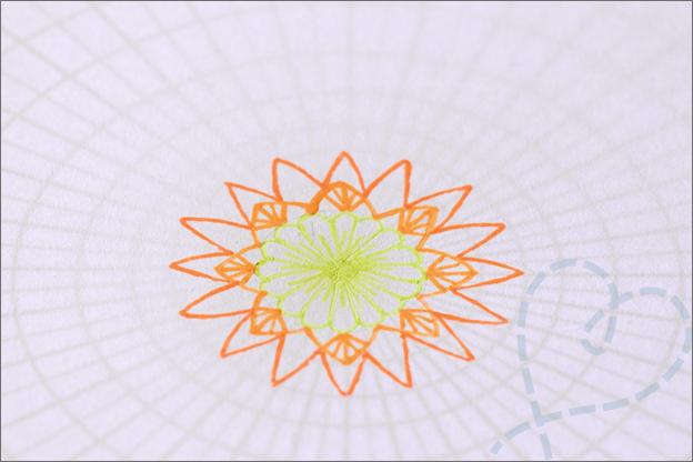 DIY Mandala tekenen beginnen