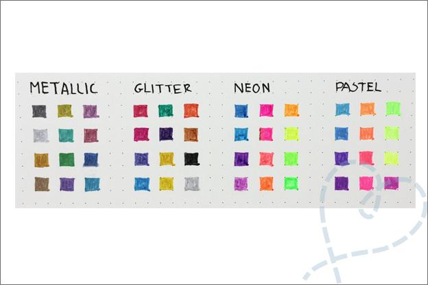 DIY Mandala tekenen gelpennen action kleuren
