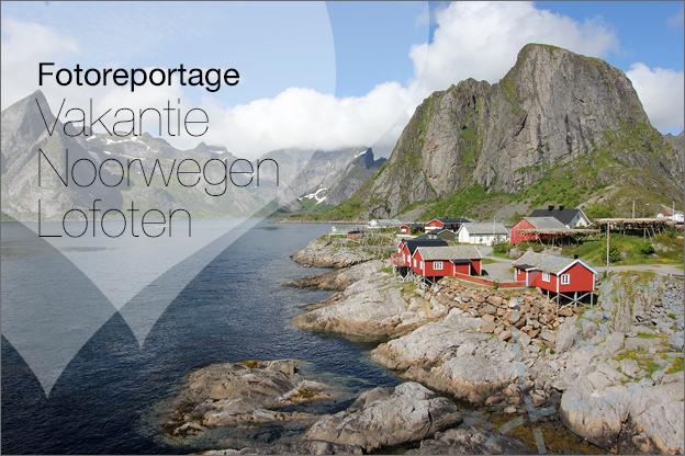 Foto verslag vakantie noorwegen Lofoten