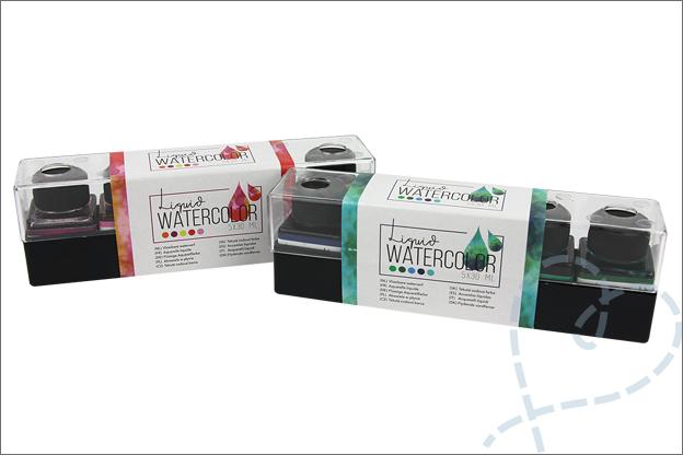 Shoplog Action liquid watercolor ecoline