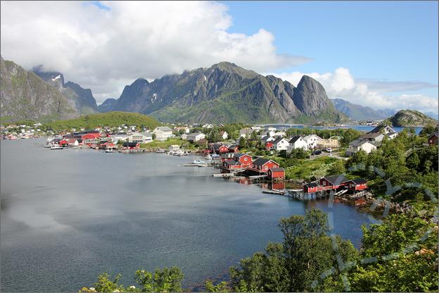 Vakantie verslag Noorwegen Reine