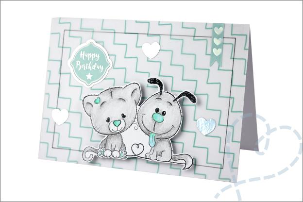 Action stickerboekje volwassenen kaarten maken