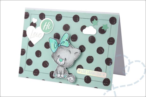 Action stickerboekje volwassenen kaarten maken DIY