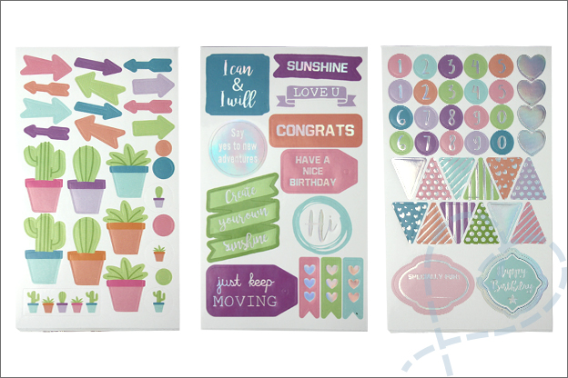 Action stickers masha planner agenda bullet journal