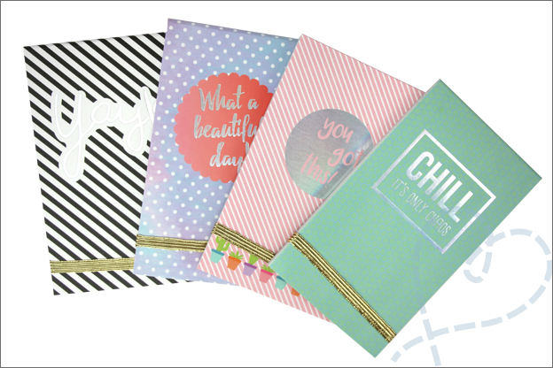 Action stickers planner agenda bullet journal assortiment