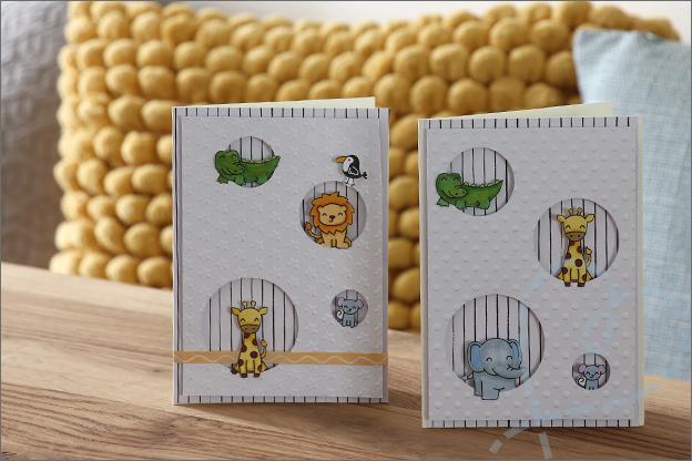 Action Love2craft snij embossing kaarten maken