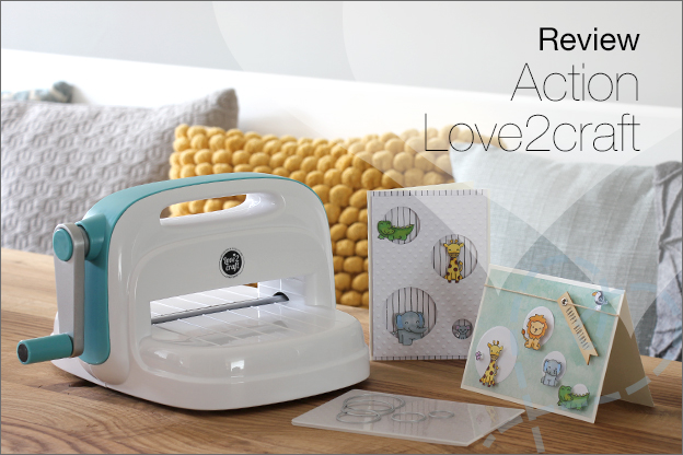 Review action Love2craft snij embossing machine