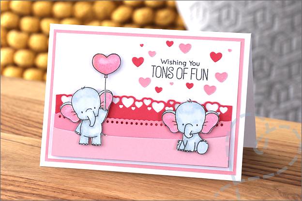 Zelf kaarten maken liefde valentijn