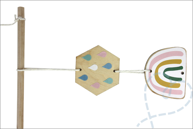 Kruidvat DIY manon tilstra mobiel knopen