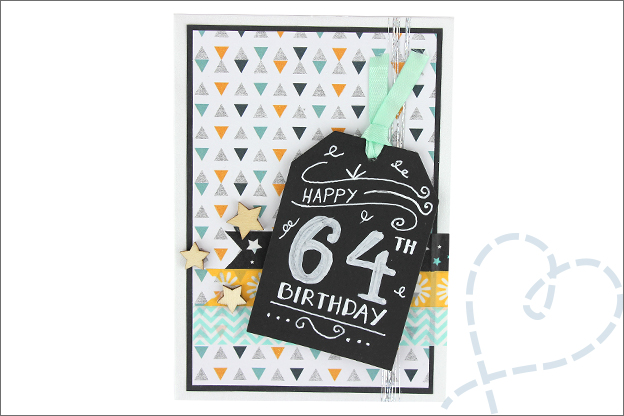 zelf Kaarten maken verjaardag man