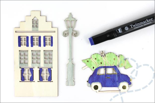 Decotime stolp DIY houten_onderdelen kleuren twinmarkers