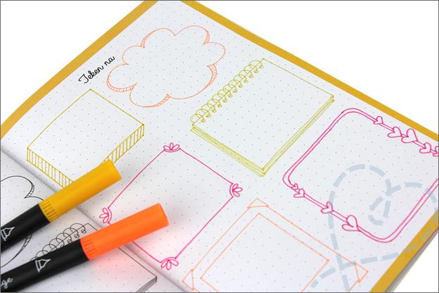 Kruidvat review werkboek bullet journaling