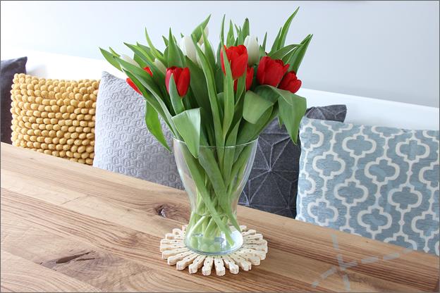 DIY onderzetter bloempot pannen maken makkelijk