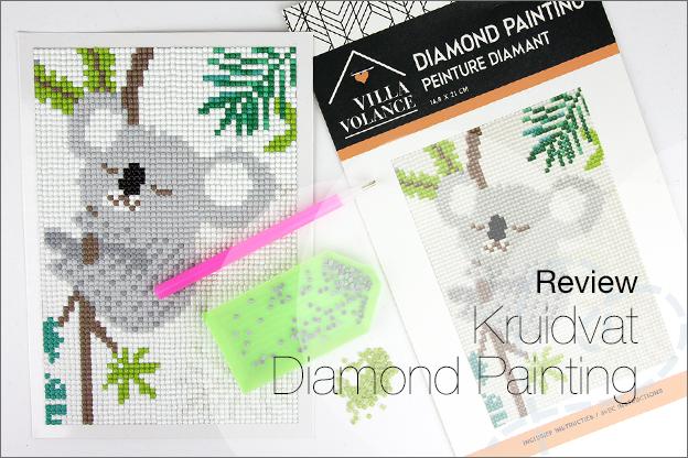 kruidvat review diamond painting