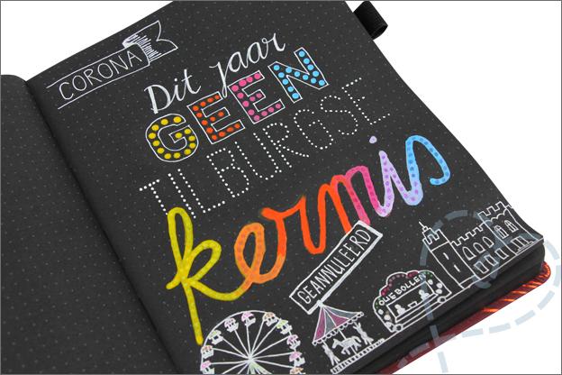 Journal tilburgse kermis uitleg inspiratie
