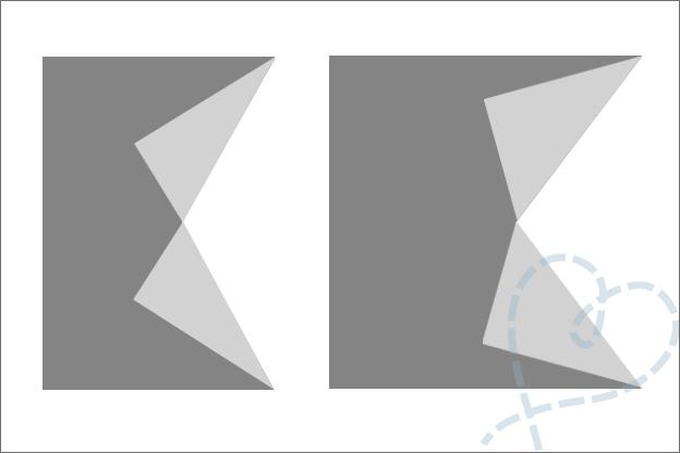 Vouwkaart basis uitleg vouwen instructie
