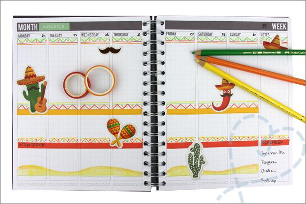 mascha planner inspiratie ideeen kleuren