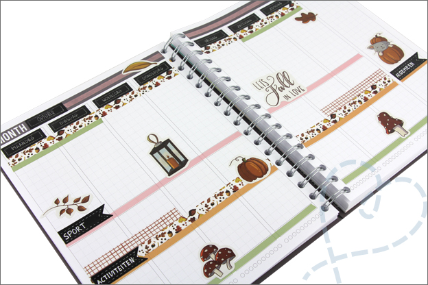 Creachick stickers agenda bullet journal