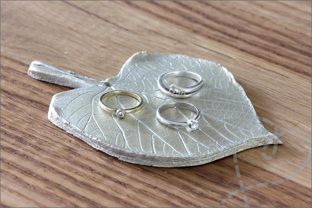 DIY schaaltje voor sieradenkopie