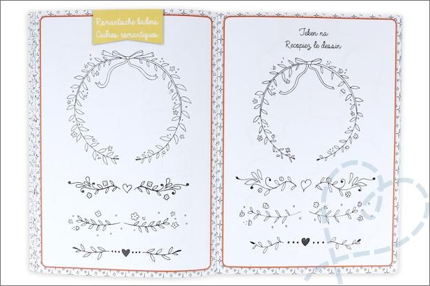 villa volance werkboek doodling