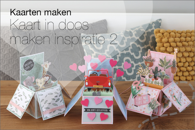 Kaart in doos maken uitleg gratis printable inspiratie
