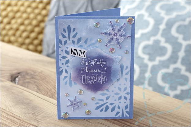 DecoTime Paper craft set kerst voorbeelden