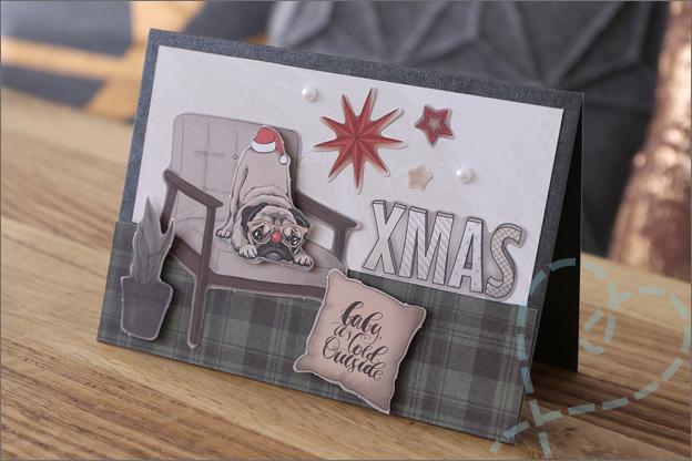 DecoTime papierblok kerst voorbeelden