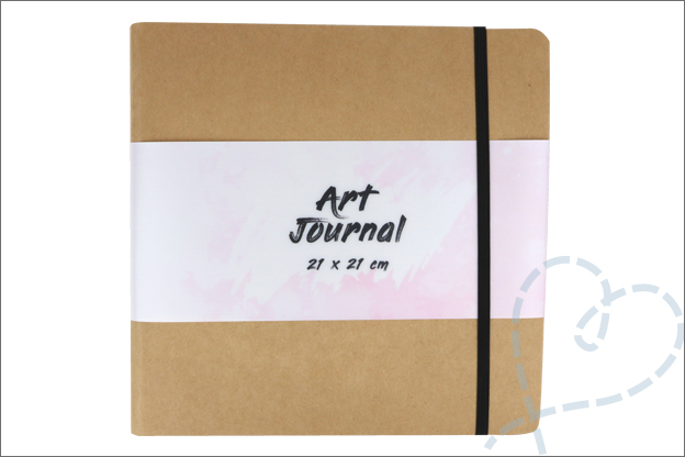 Action art journal review test