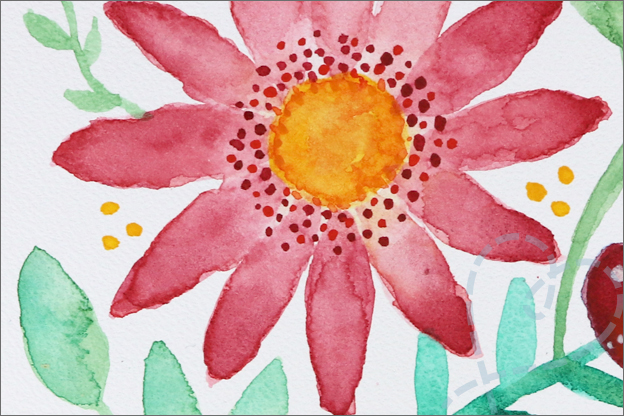 Action art journal schilderen papier kwaliteit