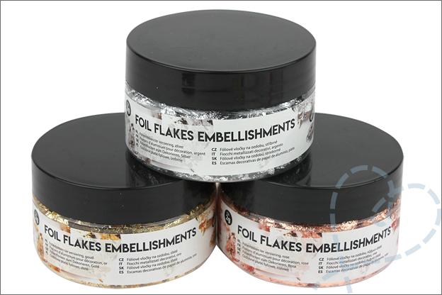 Action foil flakes folievlokken uitleg