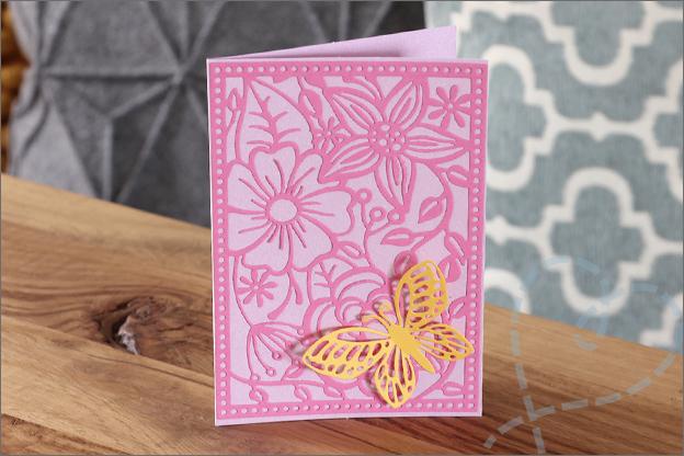 Action snijmallen bloemen vlinder