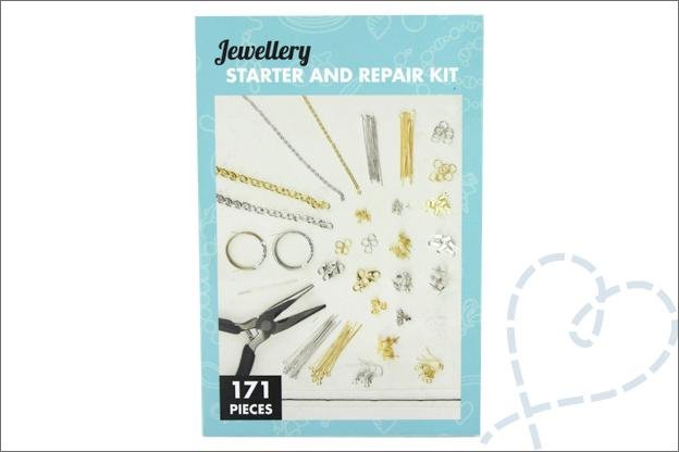 Action starters en reparatiekit voor sieraden maken verpakking