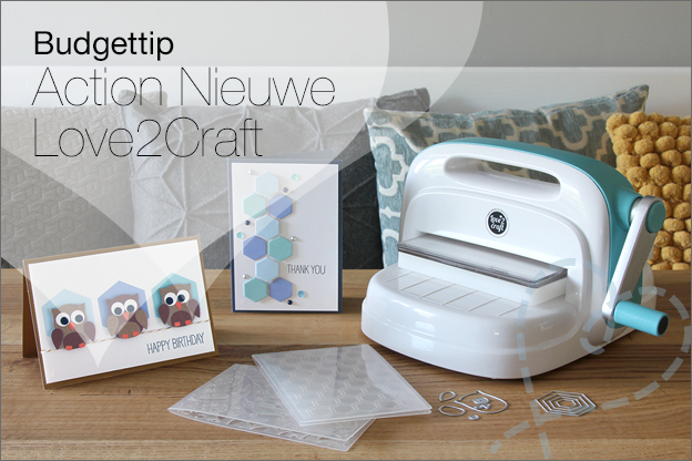 Review Love2Craft action inspiratie voorbeelden