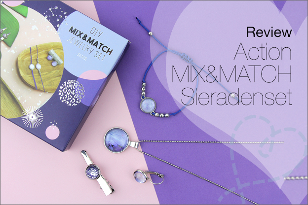 Review action Sieradenset mix match