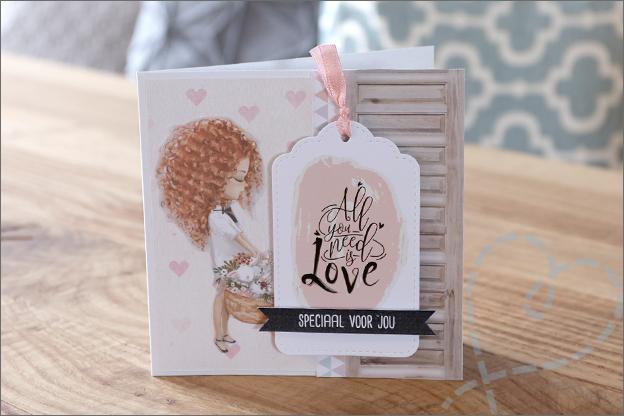 love2craft kaarten inspiratie multi frame snijmallen