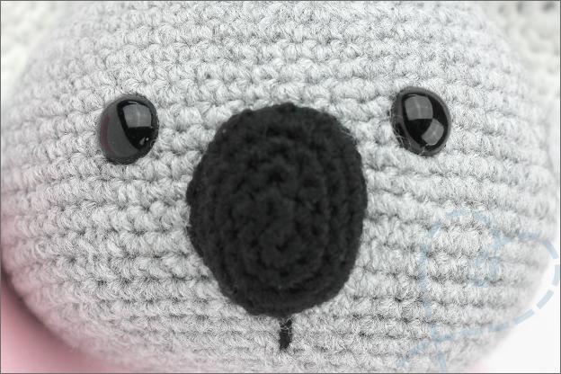 Haken koala neus ogen uitleg