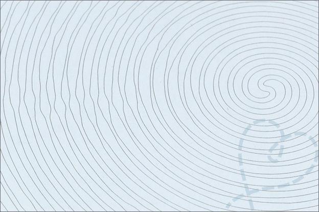 wat is een Spiral coloring book