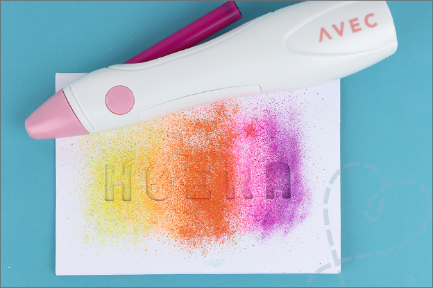 Action Avec air spray set airbrush review